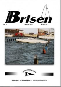 Brisen 1 2014 forside