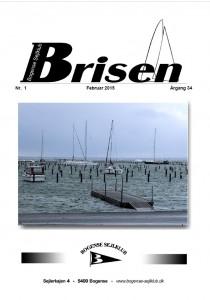 Brisen 1 2015 forside