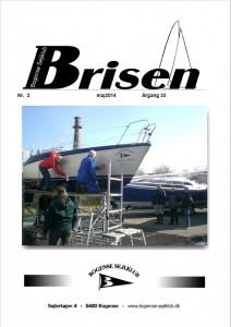 Brisen 2 2014 forside