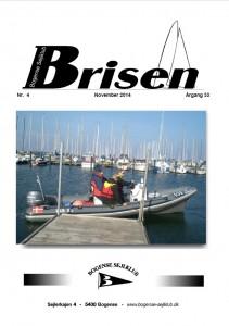 Brisen 4 2014 forside