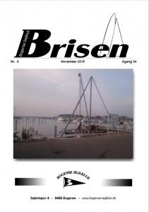 Brisen 4 2015 forside