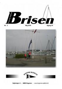 Brisen 2 2016 forside