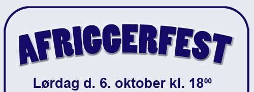 Afriggerfest 2018
